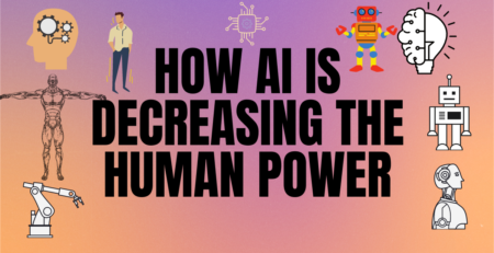 How artificial intelligence is decreasing the human power by 735%