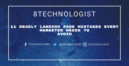 11 Deadly Landing Page Mistakes Every Marketer Needs To Avoid